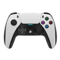 Controldor de Jogo SEM FIO Bluetooth Para PS4 / PS3 / Android / PC / iOS Telefone MVEL Inteligente Novo Modelo Privado Gamepad Joystic Y1018