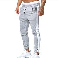 Streetwear Joggers Pantaloni Pantaloni Mens Bianco Sweatpants Casual Fitness Track Harem Summer Men Abbigliamento Pantalones Dimensioni M-3XL
