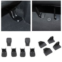 ABS Front Rear Seat Screw Protection Cover 10PCS For Jeep Wr...