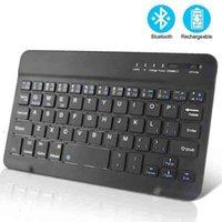 _mkSeven eight nine ten inch wireless Bluetooth three system universal mobile notebook tablet ipad Mini Keyboard