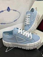 나일론 luxurys가 바딘 아이 플랫폼 여자 캐주얼 신발 트리플 블랙 화이트 레드 레이디 패션 플랫 레저 캔버스 디자이너 운동화