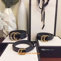الأزياء أحزمة الفاخرة الرجال النساء كبير الذهب مشبك مصمم AP001 جلد طبيعي حزام الكلاسيكية ceinture 2.0cm 3.0cm 3.4CM 3.8CM العرض # 132؛ GG # 132؛ حزام مع مربع