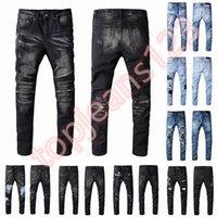 Pantalon de vélo de motocycle skinny skinny smancy de motocyclette à moteur 100% coton