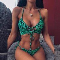 One-Piece Suits Bathing Suit Push Up Swimsuit Swimwear Bikini Set Bathers Brazilian Sexy Lace Women Female Swimming For Separate Biquini Sum