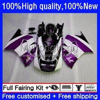 Bodywork Kit For SUZUKI RGVT-250 RGV250 SAPC RGVT250 VJ21 250CC Body 31No.130 RGV-250 VJ22 88 89 90 1991 1992 1993 New purple RGVT RGV 250 1988 1989 1990 91 92 93 Fairing