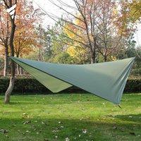 Çadır ve Barınaklar Kamp Tente Dörtgen Elmas Barbekü Açık Malzemeleri Çok Fonksiyonlu Yağmur Sun Ninja Plaj Çadırı