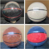 جديد جودة عالية كرة السلة الكرة الرسمية حجم 7 بو الجلود في الهواء الطلق في الأماكن المغلقة مباراة التدريب الرجال النساء كرة السلة كرات baloncesto