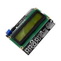 HUBS LCD1602 IIC IIC IIC IIC TWI 1602 16x2 Серийный модуль ЖК-модуля дисплея Keypad Shield для Arduino