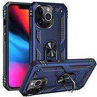 Suitable for Apple iPhone 13 12 Mini 11 Pro XR XS Max 7 8plus silicone PC + TPU ring buckle bracket mobile phone case on-board anti falling protective cover