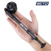 Beto Bike Shock Pump Mtb Fork / Задняя подвеска для велосипеда 400 фунтов на квадратный дюйм воздушной рукой с калибровочным материалом 211009