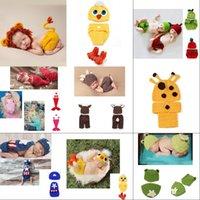 Newbornaphy Photography реквизит крошечный детская одежда мальчик одежда мальчики аксессуары младенческой девушки костюм крючком ручной работы наряд 1229 y2