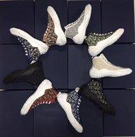 Designer B28 Herren Frauen Casual Schuhe Brief High Now Top Turnschuhe B23 B24 B24 Schrägsteigerungsplattform Trainer Stickerei Druck Canvas Schuh mit Kiste