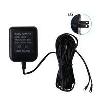 Doorbells 18V 500mA UK EU US Plug Power Supply Adapter Transformer Charger For WiFi Wireless Doorbell IP Video Intercom Ring Camera
