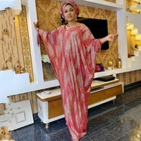 African Dresses For Women Style Classic Dashiki Fashion Loose Long Dress Maxi Clothes Ethnic Clothing