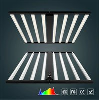 Fast delivery Grow Lights 640w PRO 1400-1600PPF bloomevg-08C Samsung lm281b 3500k Light LED Plant Growth Lamp Full Spectrum Hydroponic