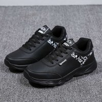 Wedge Sports Shoes Womens Training Sneakers Sport Shoes Ladies Running Shoes Ladies Wedge Sneakers Women Sports Work Outdoor
