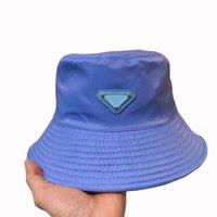 패션 양동이 모자 디자이너 모자 장착 모자 망 비니 모자 남성 여성 고품질 Luxurys 보닛 도매 가격 삼각형 21042103SX
