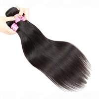 Glary Hair 벤더 도매 베스트 셀러 아이템 말레이시아 인도 페루 브라질 스트레이트 버진 레미 인간의 머리카락 확장 묶음 다발