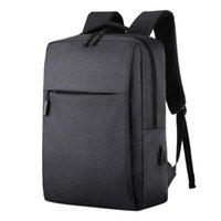 Backpack Laptop USB Backpacks School Bag Rucksack Anti Theft Men Travel Male Leisure Backbag Mochila Sac A Dos