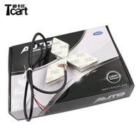 Luzes de emergência TCART 1Set LED Light Light 4D Acessórios para Mitsubishi Asx Cuv Outlander