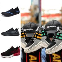 4AB2 Chaussures Hommes Plate-forme Courant pour les formateurs Jouets blanc Triple Noir Cool Cool Sports Sports de plein air Taille 39-44 33