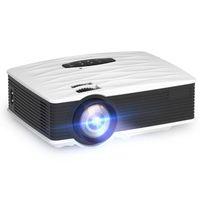 Smart Home Control GA9 Mini Projector 2800 Lumens Native HD 1280x720P WIFI Beamer Portable LED Projectors 3D Theater Cinema Movie Game