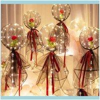 , & Eventsled Light Balloon Stick Birthday Party Decorations Kids Clear Balloons Globos Stand Holder Wedding Decor Baloon Supplies Jptxn