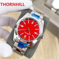 montre de luxe mens japan quartz watch 36mm women dress full Fine Stainless steel Sapphire waterproof Luminous Couples Style Classic Wristwatches