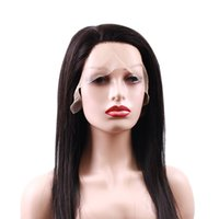 13X6 full lace front wigs unprocessed 10-26 inch remy wig brazilian human hair