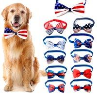 الكلب القوس التعادل جرو الكلب القط بوتجات العنق الأزياء مستلزمات الحيوانات الأليفة ليوم الاستقلال اليوم إمدادات الحيوانات الأليفة