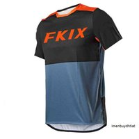 Мотоцикл Горный велосипед Команда Downhill Джерси MTB Offroad FXR Велосипедная локомотивная рубашка Крест Страна HPTREM FOX