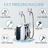 2021 Portable Mini Cool Tech Cryolipolysis Fat Freezing Shaping Machine Vacuum Loss Weight Cryotherapy Cryo Freeze Home Use