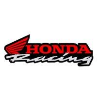 Dawasaru Car Styling for HONDA Graphic KK Car Stickers Rearview Mirror Side Decal Racing Auto Moto Car Helmet,13cm*5cm