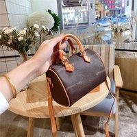 2021 Luxury Famosawomen Bolsos de hombro Lady Speedy Handbags Women Totebags Premium Wallet's Billets Pillowbags