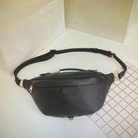M44812 m44836 luxurys designers bolsas mono cinto cintura bolsas Bumbag Bolsa de peito moda clássico mulheres couro crossbody empreint