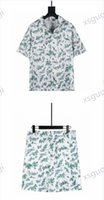 3D printing Medusa Clothing Sets shirt short sleeve party club designer suit men's nightclub