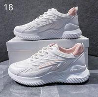 2021 Men and women fashion_bar B18 running Shoes sports fashion shoe us8 eur39 Walking Sneakers Tenis Feminino