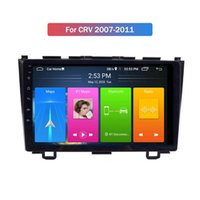 2 Din Autoradio Android Car DVD Player GPS Navigation With Bluetooth for HONDA CRV 2007-2011
