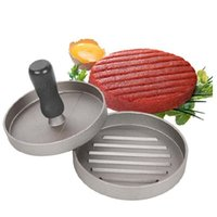 Home Cooking Ferramentas Hamburger Rissóis Maker Carne Press Panelas Cozinha Cozinha Bar Bar Ferramenta