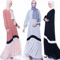 Vestidos abaya peru muçulmano maxi vestido kaftan paquistanês árabe hijab vestidos islâmicos olbise robe musulmane longupe caftan abito 098r #