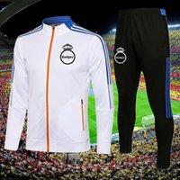 2021 2022 ريال مدريد كرة القدم التدريب دعوى سترة 21/22 Camiseta دي فوتبول خطر بنزيما مركض الركض كرة القدم