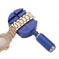 Arrvial Watch Link para banda correa correa Pulsera Pin Pin Remover Ajustador Reparación Kit de herramientas de reparación 28 mm hombres / mujeres To04 Relojes de pulsera