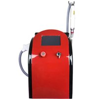 Portable Tattoo Removal Picosecond Machine Q switch Nd Yag Laser Pore Remover Equipment