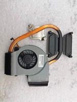 Fans Refrigerazione Refrigeratore per Pavilion DV5-2035LA DV5-2115BR DV5-2268CA DV5-2000 Series SISSSISTE DI SISSISTE DI SERVIZIO CON VAN 606889-001 KSB05105HA-9L04