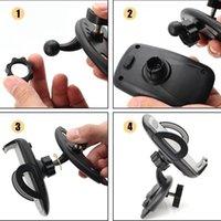 Mobiltelefonhalterung Inhaber Rotary Car CD-Player-Wiege-Ständer für Moto M G7 E5 G5 G5S G6 E4 G4 PLUS, Google Pixel 3A XL 3 2