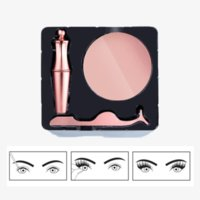 Магнитная жидкая подводка для глаз магнитные ложные ресницы Tweezer Set Magnet False ресницы набор макияж инструменты DHL доставка