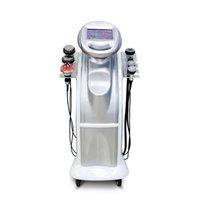 80K Cavitation RF 피부 슬리밍 기계 초음파 Lipo 진공 체중 감량 바디 조각 아름다움 장비