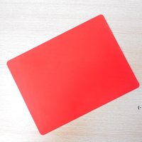 40x30cm Nicht-Stick-Silikon-DAB-Matten Beste Silikonofen-Matte Wärmedämmung Pad Backformen Kind Tisch Matte BWC6904