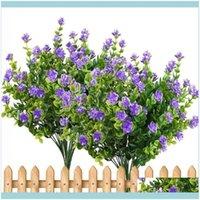 장식 화환 축제 파티 용품 정원사 꽃 야외 식물 관목 Boxwood 플라스틱 잎 가짜 덤불 녹지 창