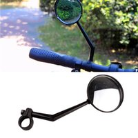 Bike Groupsets Adjustable Universal Handlebar Rearview Mirror 360° Rotate Rear View For Mountain Road Bikes Cycling